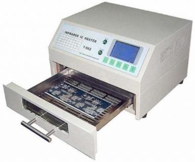 T 962 Ic Heater Ir Reflow Oven Puhui T Dgc Int Tech